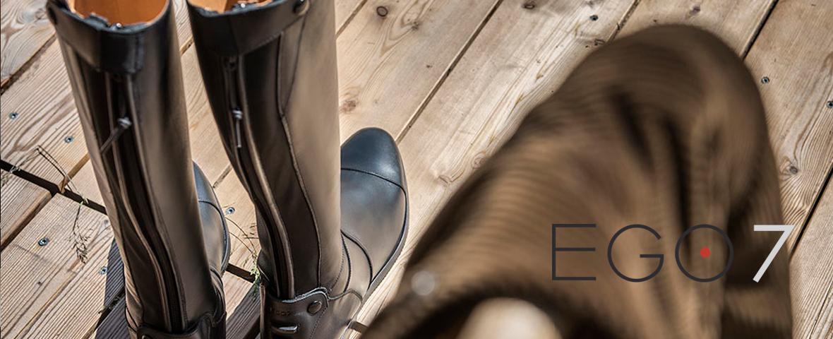 Riding Boots By EGO7