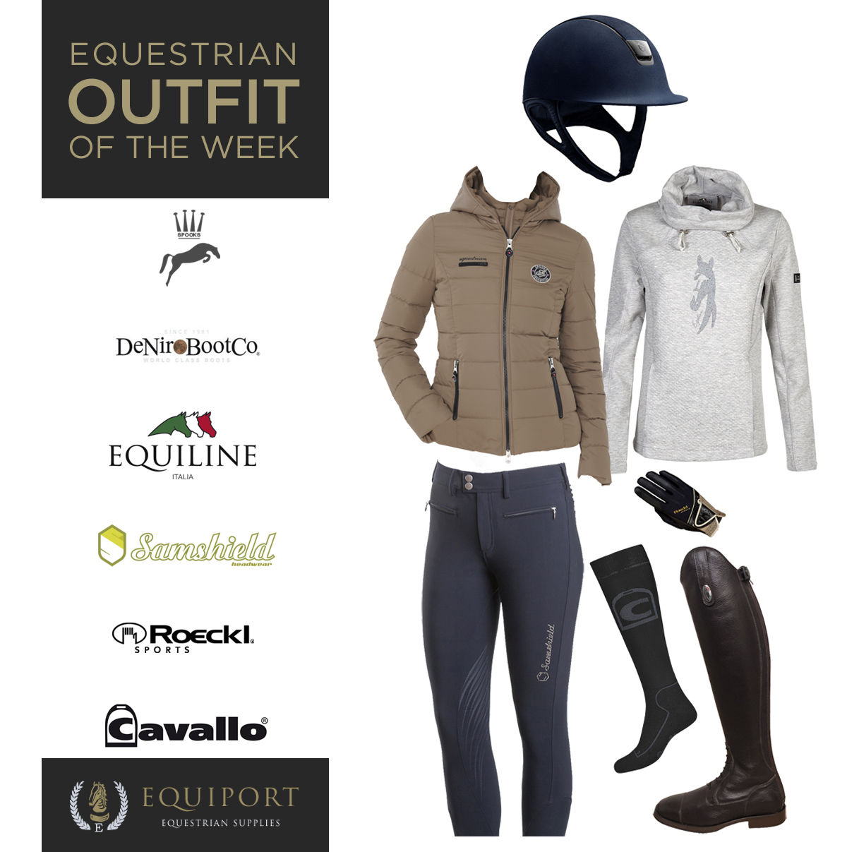 Equestrian Outfit of the Week 9 February 2018