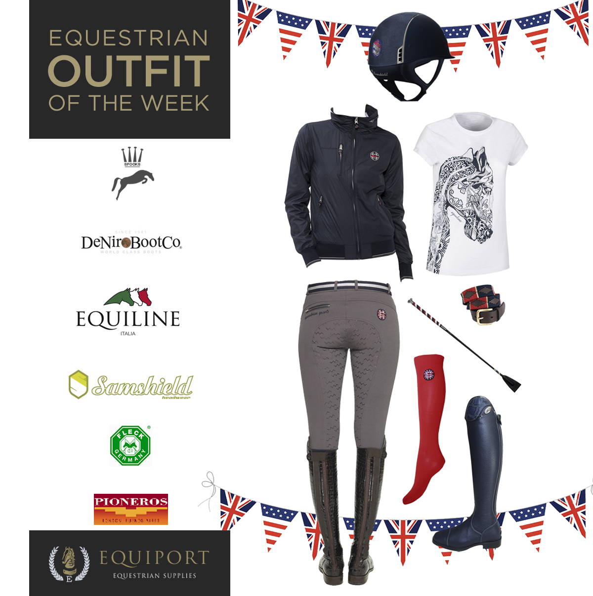Equestrian Outfit of the Week 16 May 2018 - Royal Wedding Edition!