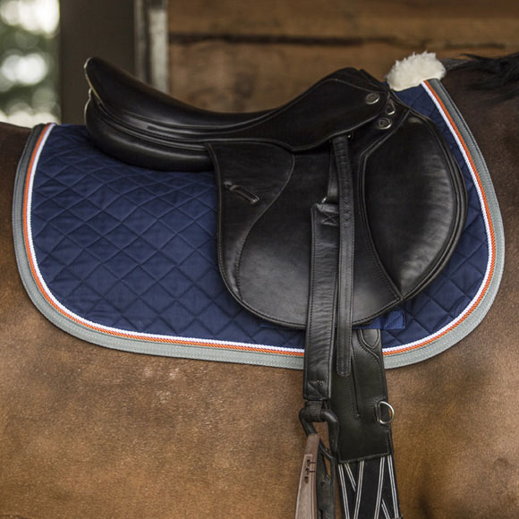 Personalised Saddle Cloths