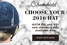 Is Your Riding Hat Ready For 2016?
