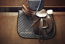 Equiport Makes Saddle Cloths For Mulberry