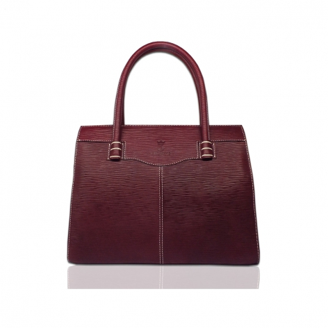 Adelaida Plum Bag