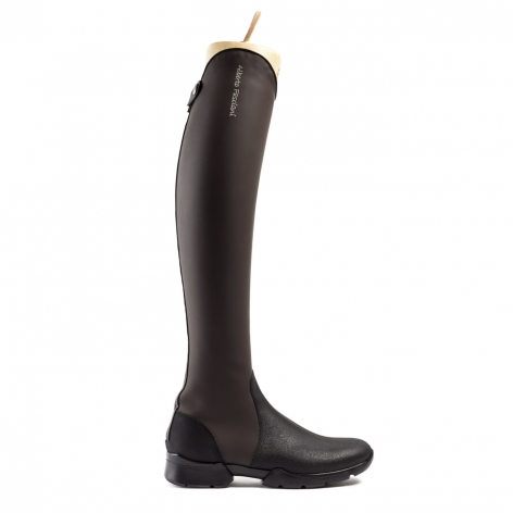 Pedaso 027 Brown Riding Boots