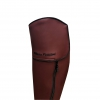 Custo Burgundy Riding Boots