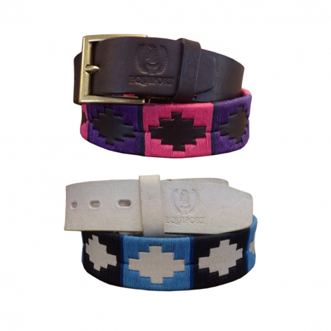 Equiport Polo Belts