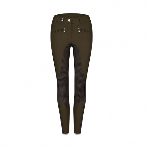 Green Cavallo Breeches