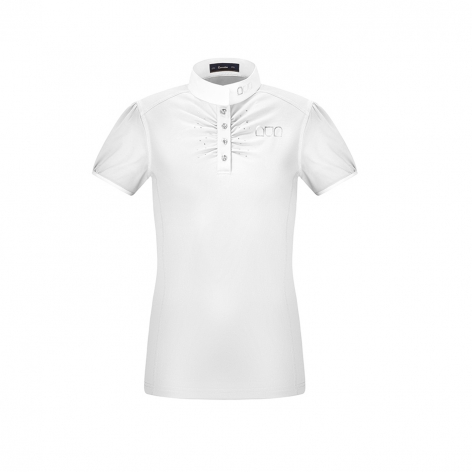 Cavallo White Competition Shirt