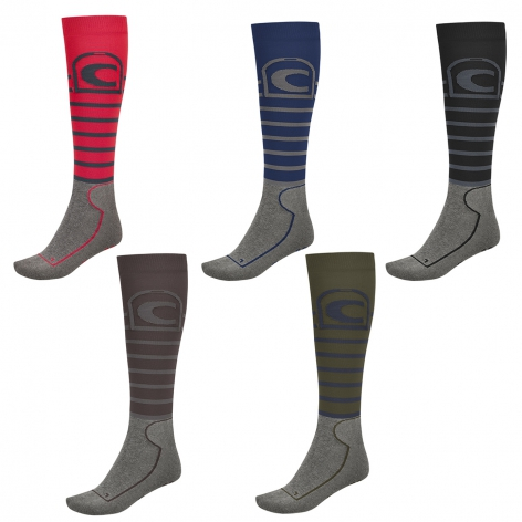 Cavallo Striped Long Socks
