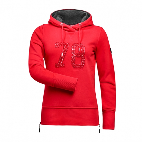 Red Cavallo Hoody