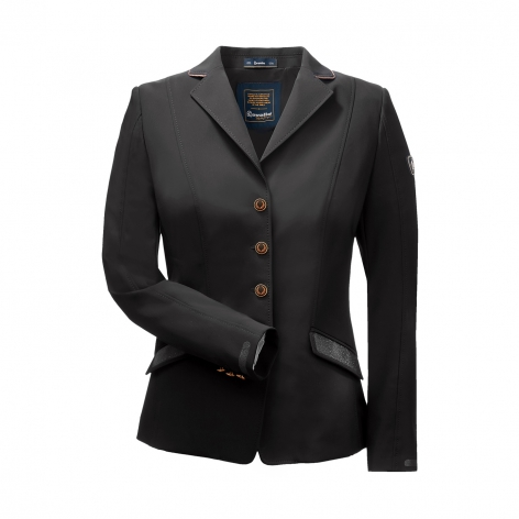 Cavallo Black Show Jacket