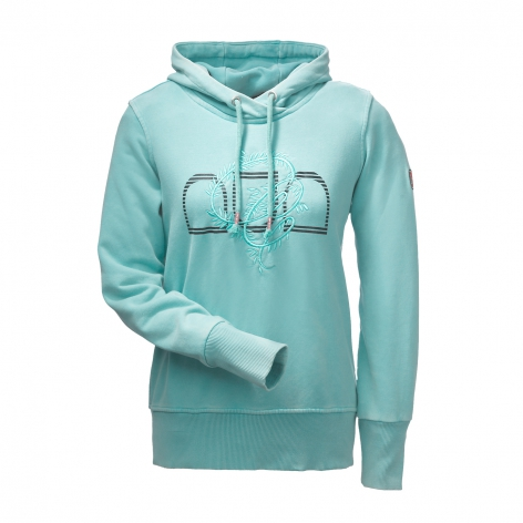 Cavallo Hooded Top