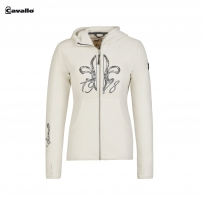 Fanny Hooded Fleece Jacket