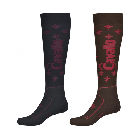 Cavallo Riding Socks