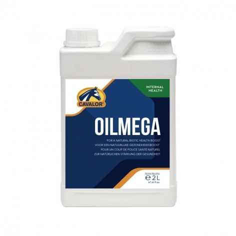 Cavalor OilMega Horse Feed Supplement