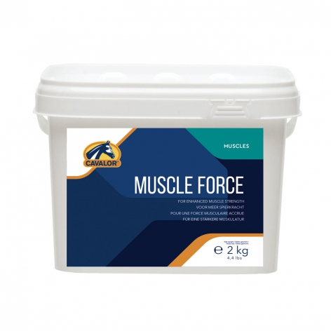 Cavalor Horse Muscle Building Supplement