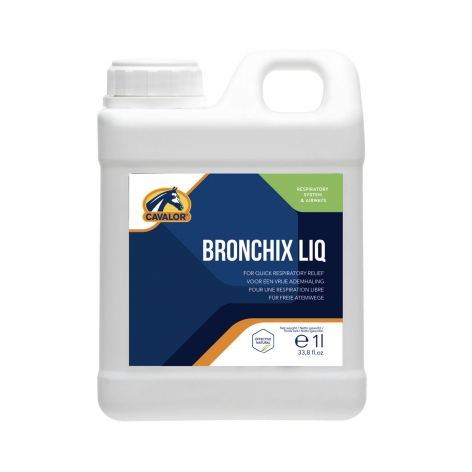 Bronchix Liquid 1 Litre