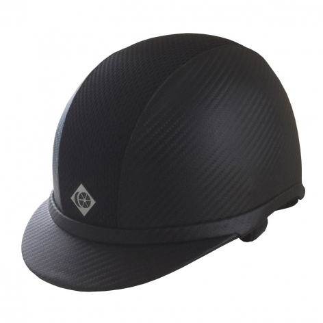 Charles Owen Carbon Riding Hat