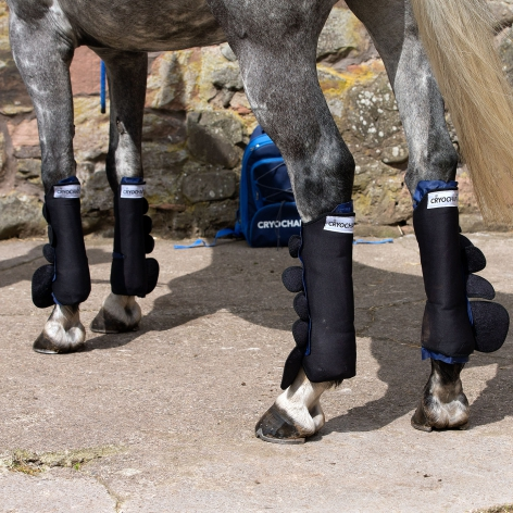 New Cryochaps Ice Boots