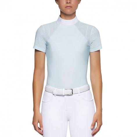 Cavalleria Toscana Blue Shirt