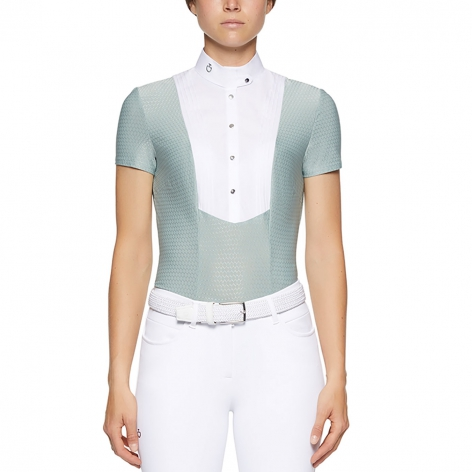 Cavalleria Toscana Mint Shirt