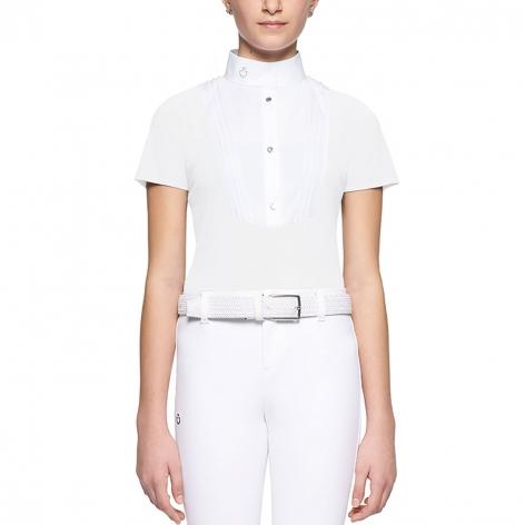Cavalleria Toscana Girls Shirt