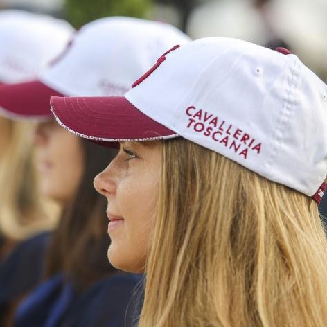 Cavalleria Toscana White Cap