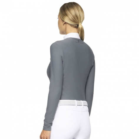 Phases Long Sleeve Show Shirt - Grey Image 3