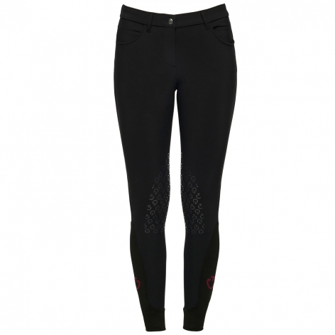 New Grip System Winter Breeches - Black Image 3