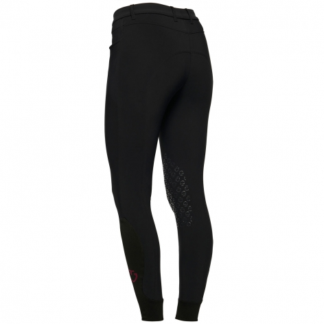 New Grip System Winter Breeches - Black Image 4