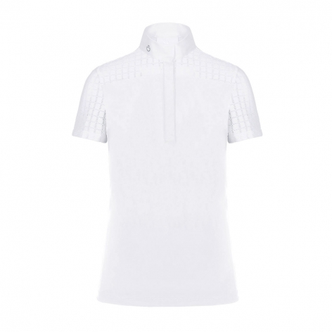 Cavalleria Toscana Crochet Shirt