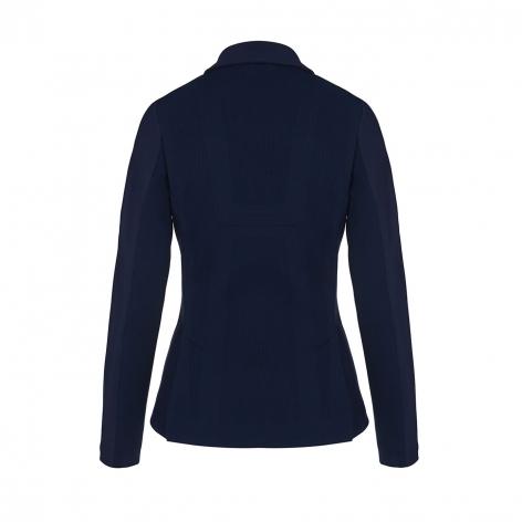 Tech Knit Zip Show Jacket - Blue Image 3