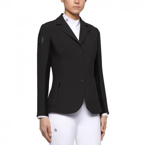 Black Cavalleria Toscana Show Jacket