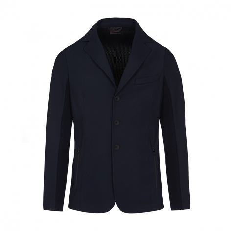 Mens Navy Show Jacket