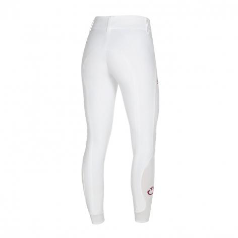 American Breeches Knee Grip - White Image 3