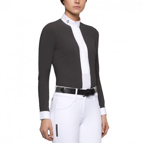 Grey Cavalleria Toscana Shirt