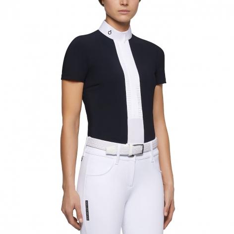 Navy Cavalleria Toscana Shirt