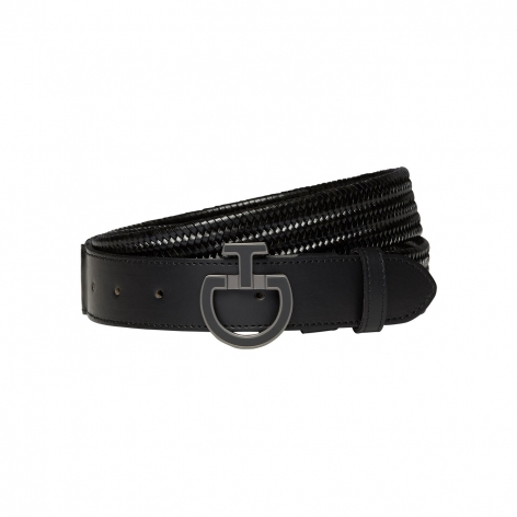 Cavalleria Toscana Leather Belt