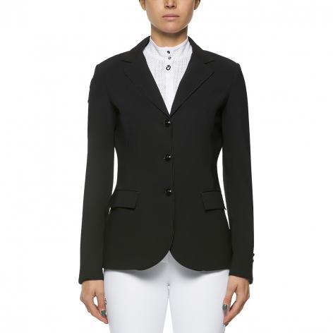 Cavalleria Toscana Black Jacket