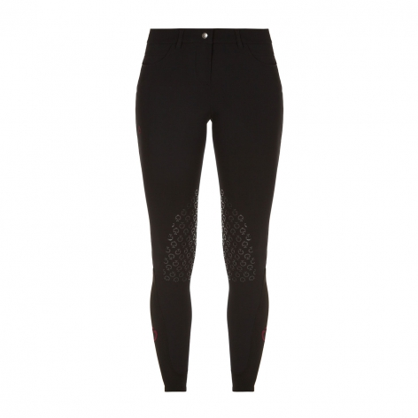 Black Cavalleria Toscana Breeches