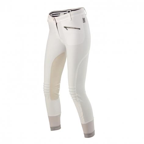White Dainese Breeches