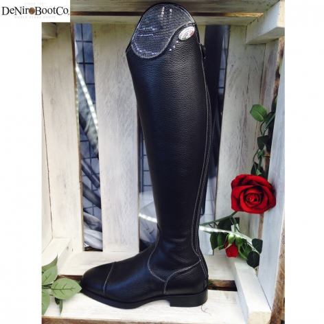 De Niro Horse Riding Boots in Italian Leather