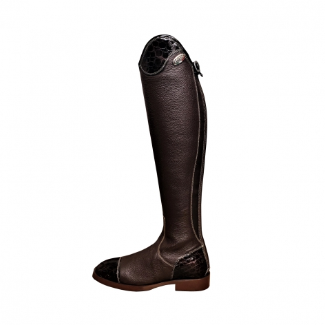 De Niro Brown Riding Boots