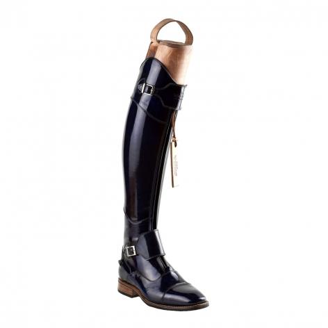 De Niro Blue Polo Boots