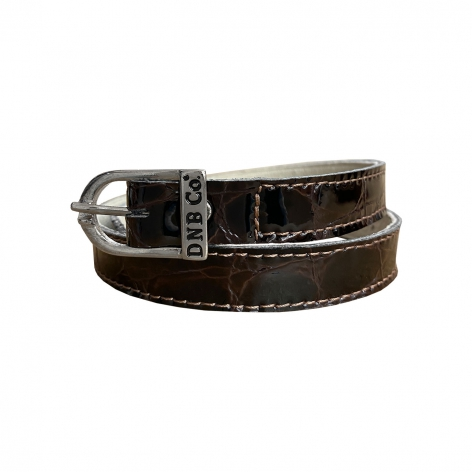 Brown Spur Straps