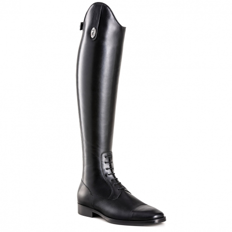 S3312 Smooth Riding Boots - Black