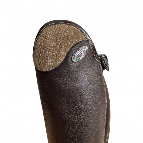 Salentino Regal Brown Riding Boots Image 3