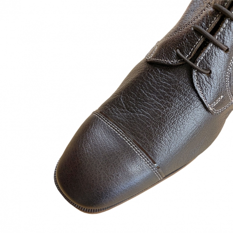 Salentino Regal Brown Riding Boots Image 4