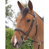 Working Collection Fancy Flash Noseband Bridle B161 Image 1