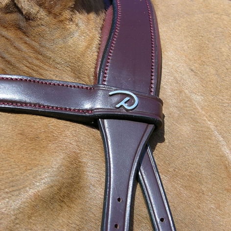 X-Fit Anatomic Bridle B11X Image 4